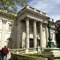 Photo taken at Marble House by Tiffany W. on 5/26/2013