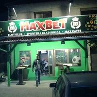 Photo taken at MaxBet by Dragan J. on 10/20/2012
