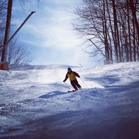 Photo taken at Shawnee Mountain Ski Area by Kevin F. on 2/9/2013