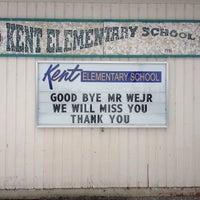 Photo taken at Kent Elementary School by Chris W. on 12/20/2013