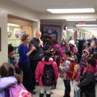 Photo taken at Kent Elementary School by Chris W. on 12/18/2013