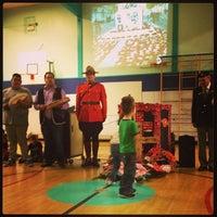 Photo taken at Kent Elementary School by Chris W. on 11/8/2013