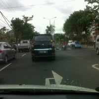 Photo taken at Jalan By Pass Ngurah Rai by Lusy H. on 1/18/2013