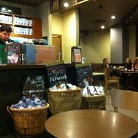Photo taken at Starbucks by Yekaterina P. on 10/3/2012