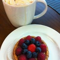 Photo taken at Starbucks by Yekaterina P. on 10/7/2012