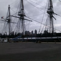 Foto tirada no(a) The Freedom Trail por Francesco T. em 3/12/2013