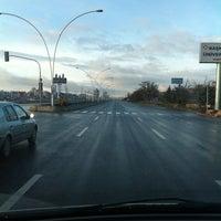 Photo taken at Eskişehir Yolu by Nida . on 1/27/2013