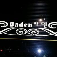 Photo taken at Baden Bar Restaurant by Jason W. on 5/3/2014