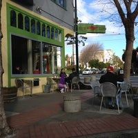 Photo taken at Duboce Park Cafe by Tarek P. on 2/3/2013