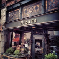 Photo Taken At Mizuna Restaurant And Wine Bar By Paul C On 9 12