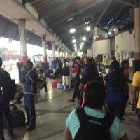 Photo taken at Margao Railway Station by vivek j. on 7/30/2016