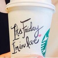 Photo taken at Starbucks by Metsye J. on 11/13/2014