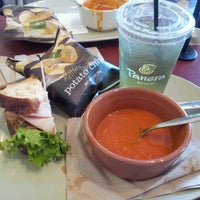 Photo taken at Panera Bread by Jinky C. on 11/2/2012