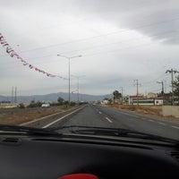 Photo taken at İzmir - Çanakkale Yolu by Burak Aslan on 11/1/2012