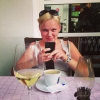 Photo taken at Capri by Aleh I. on 7/14/2013