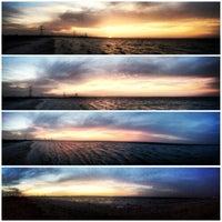 Photo taken at Yas Island Beach by Aysha F. on 4/14/2013