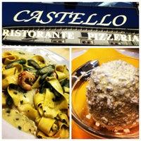 Photo taken at Ristorante Il Castello by Aysha F. on 1/3/2013
