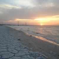 Photo taken at Yas Island Beach by Aysha F. on 4/10/2013