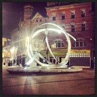 Photo taken at Spirit of Belfast by François S. on 11/9/2013