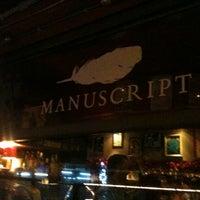 Photo prise au Manuscript par Christoph V. le12/26/2012
