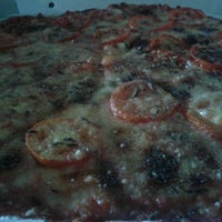 Photo taken at Pizzeria Roccolano by Victor A. on 4/24/2013