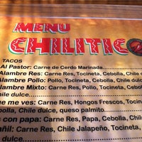 Photo taken at Chilitico by Erick C. on 9/28/2012