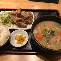 Photo taken at 武屋食堂 仙台中央店 by Ryuichi I. on 12/23/2017