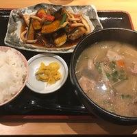 Photo taken at 武屋食堂 仙台中央店 by Ryuichi I. on 6/25/2017