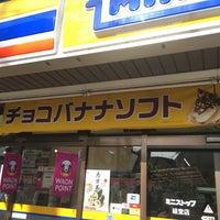 Photo taken at ミニストップ 経堂店 by 284k1048 on 1/29/2017