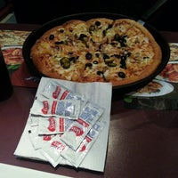 Photo taken at Pizza Hut by Ryan R. on 4/30/2013