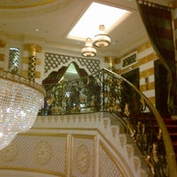 Photo taken at Waldorf Astoria Jeddah - Qasr Al Sharq by Anas S. on 3/11/2013