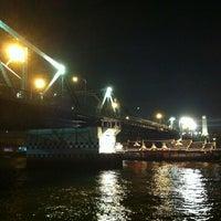 Photo taken at Saphanput Night Market by nammont F. on 3/14/2012
