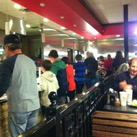 Photo taken at Stevi B's Pizza Buffet by Eric M. on 11/12/2012