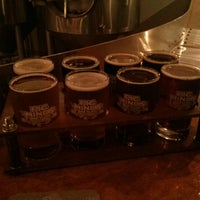 Photo taken at Pig Minds Brewing Co. by Mariusz Z. on 2/8/2013
