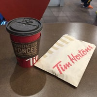 Photo taken at Tim Hortons by SALMAN on 4/7/2017