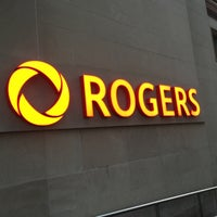 Photo taken at Rogers Communications by SALMAN on 4/7/2017
