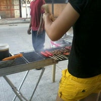 Photo taken at Barbequehan Sa Kanto by Peps H. on 10/22/2012