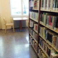 Photo taken at Městská knihovna by Michaela M. on 9/25/2012