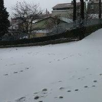 Photo taken at DenizBank by Nurten on 12/20/2012