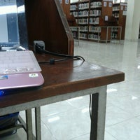 Photo taken at Perpustakaan Pusat UNY by Hanifa P. on 10/30/2013