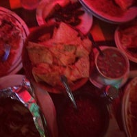Photo taken at Manjares Restaurant by Joey 2. on 8/7/2014