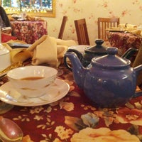 Photo taken at Olde English Tea Room by Ashley H. on 11/29/2013
