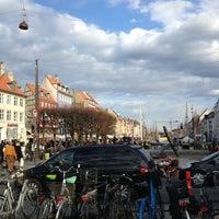 Photo taken at Kongens Nytorv by Sergey C. on 4/6/2013