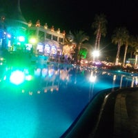 Photo taken at Pool Party by Ayse S. on 9/25/2014