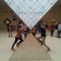 Photo taken at Carrousel du Louvre by Markus S. on 11/26/2012