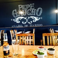 Photo taken at Pepe Gaucho by MagGie C. on 4/1/2015