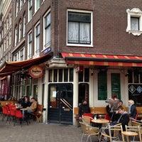 Photo taken at Café Fonteyn by Mar D. on 5/12/2013