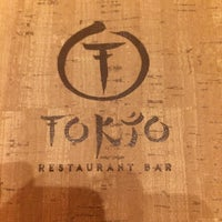 Photo taken at Tokio Restaurant Bar by Filios P. on 8/22/2015