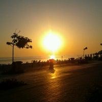 Foto scattata a Kleopatra Plajı da Erdem il 9/15/2012