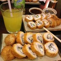 Foto tomada en Sushi Ken por Daniel el 12/28/2012